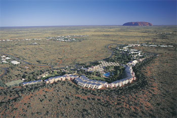 Yulara's Ayers Rock Resort